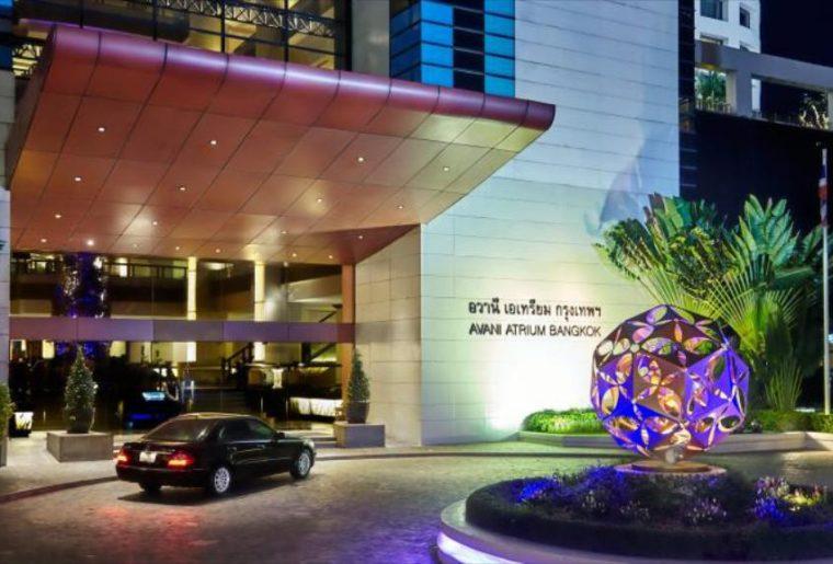 Avani Atrium Bangkok Hotel Enterance-conference-venue-episirus