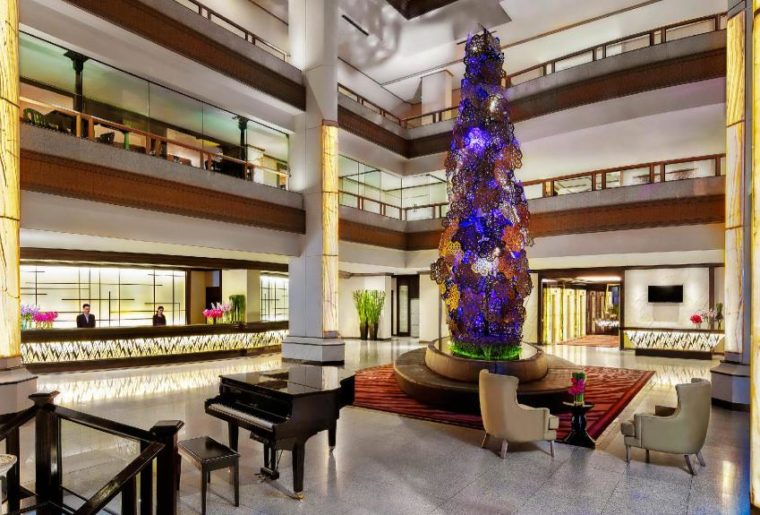 Avani Atrium Bangkok Hotel Reception-conference-venue-episirus